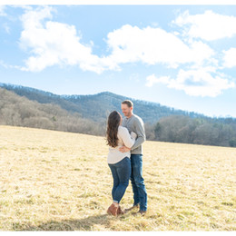 Front Yard Engagement Session