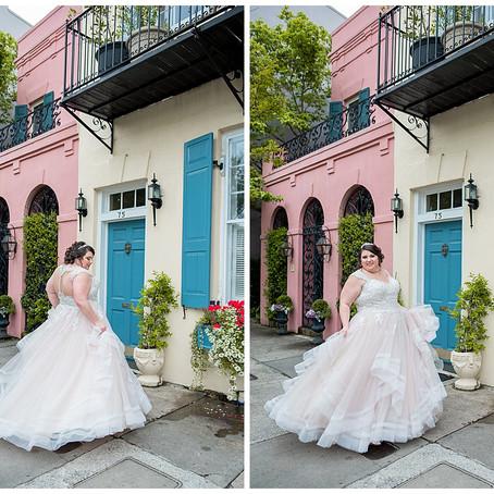 Charleston Bridals
