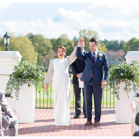 Providence Country Club Wedding