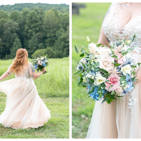 Morgan & Austin's Summer Wedding