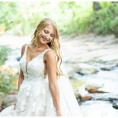 Fairytale Bridal Shoot