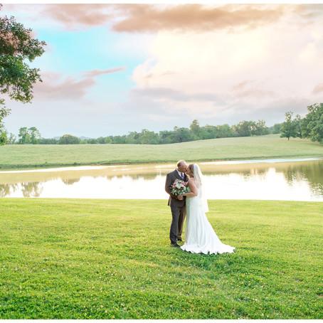 """A """"Quick"""" Wedding At Taylor Ranch"""