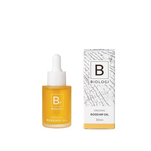 Biologi Br Unrefined Rosehip Oil 30ml