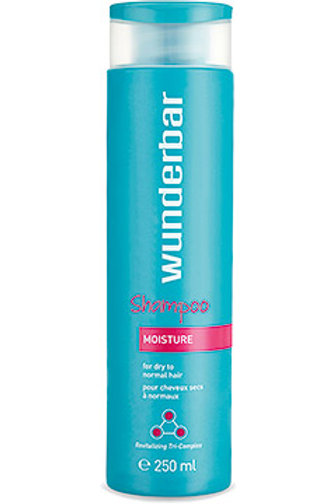 shampoo moisture