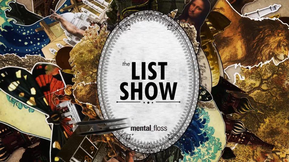 Mental Floss - List Show