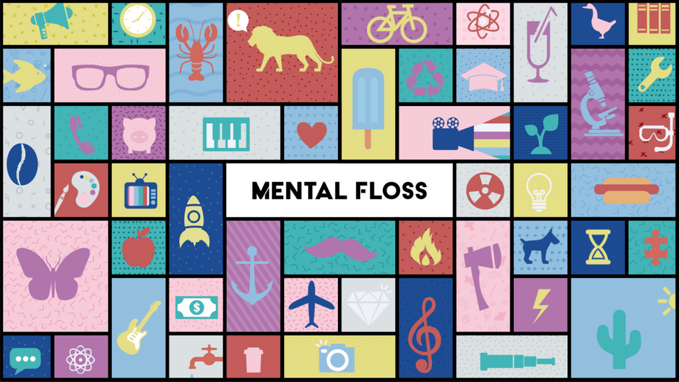 Mental Floss - Scatterbrained