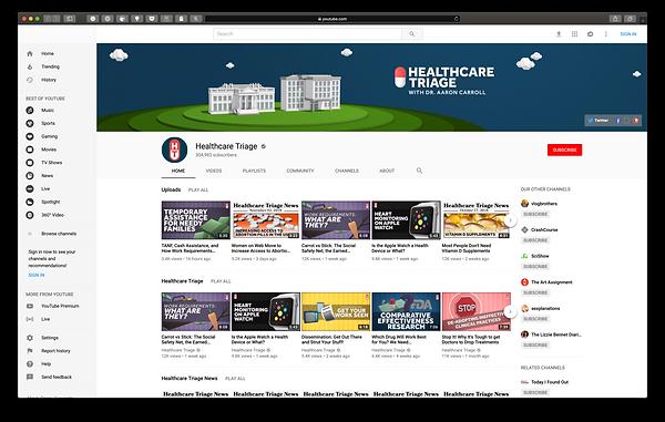 HCT-Website