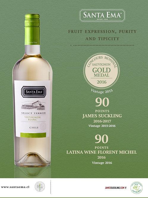 Select Terroir Sauvignon Blanc Vintage 2016