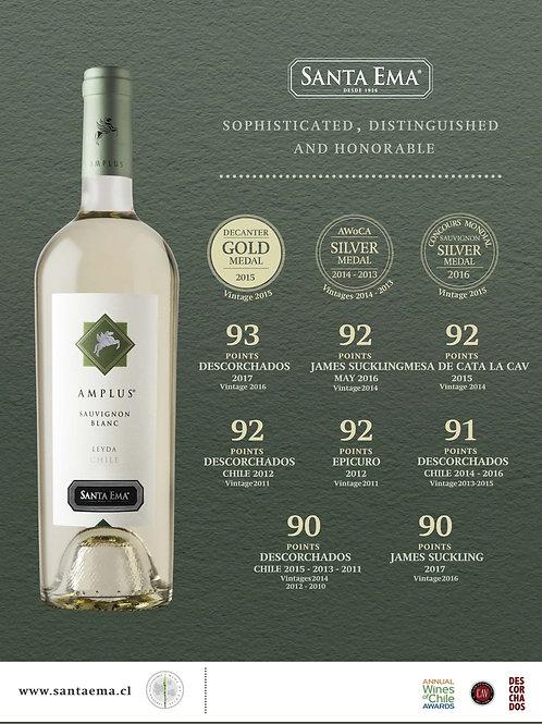 Amplus Sauvignon Blanc Vintage 2016