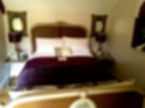Luxury kingsize bedroom