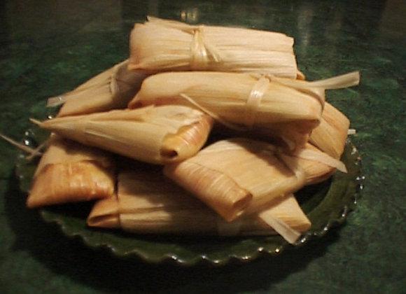 Paquete Tamales por persona