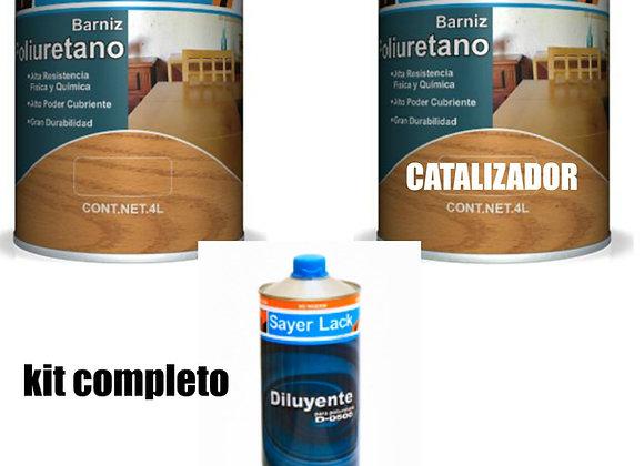 Kit UF-1200 Fond Alta Cobertura catali y solvente