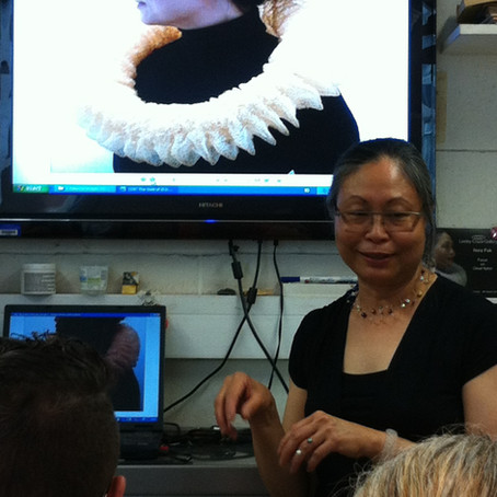 Masterclass with Nora Fok