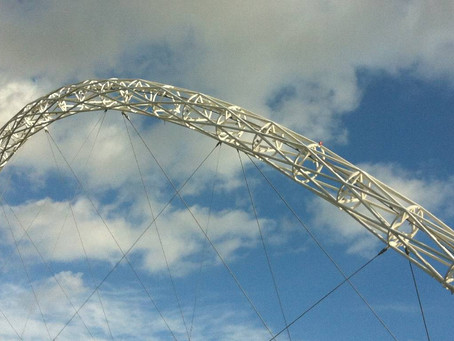Wembley Arena...