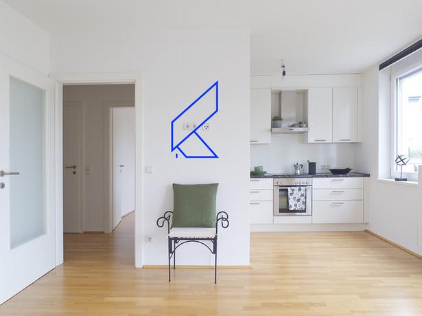 Vermietet - 3 Zimmerwohnung