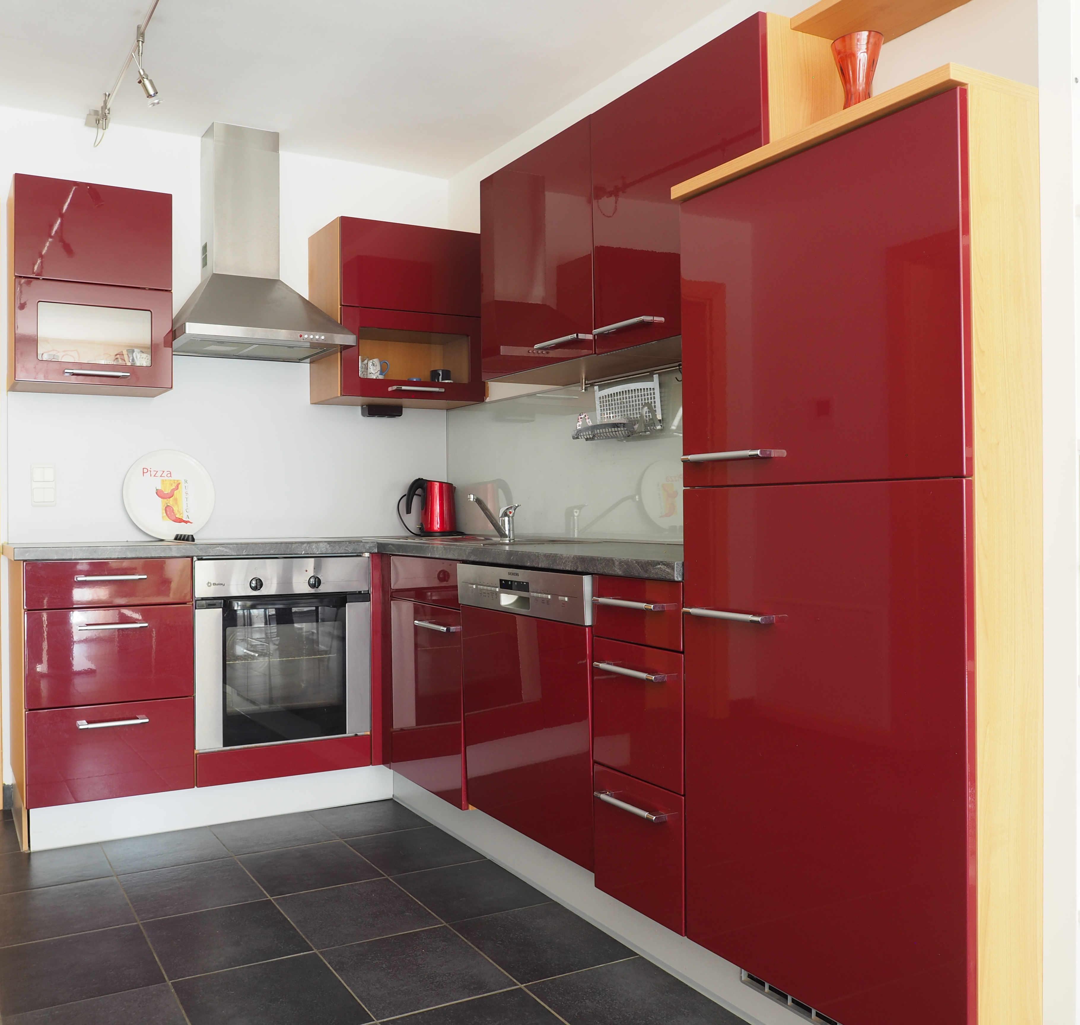 Kleinwohnung Küche