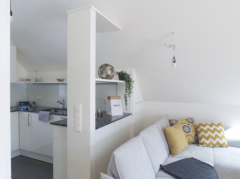 Verkauft - Penthouse Maisonette