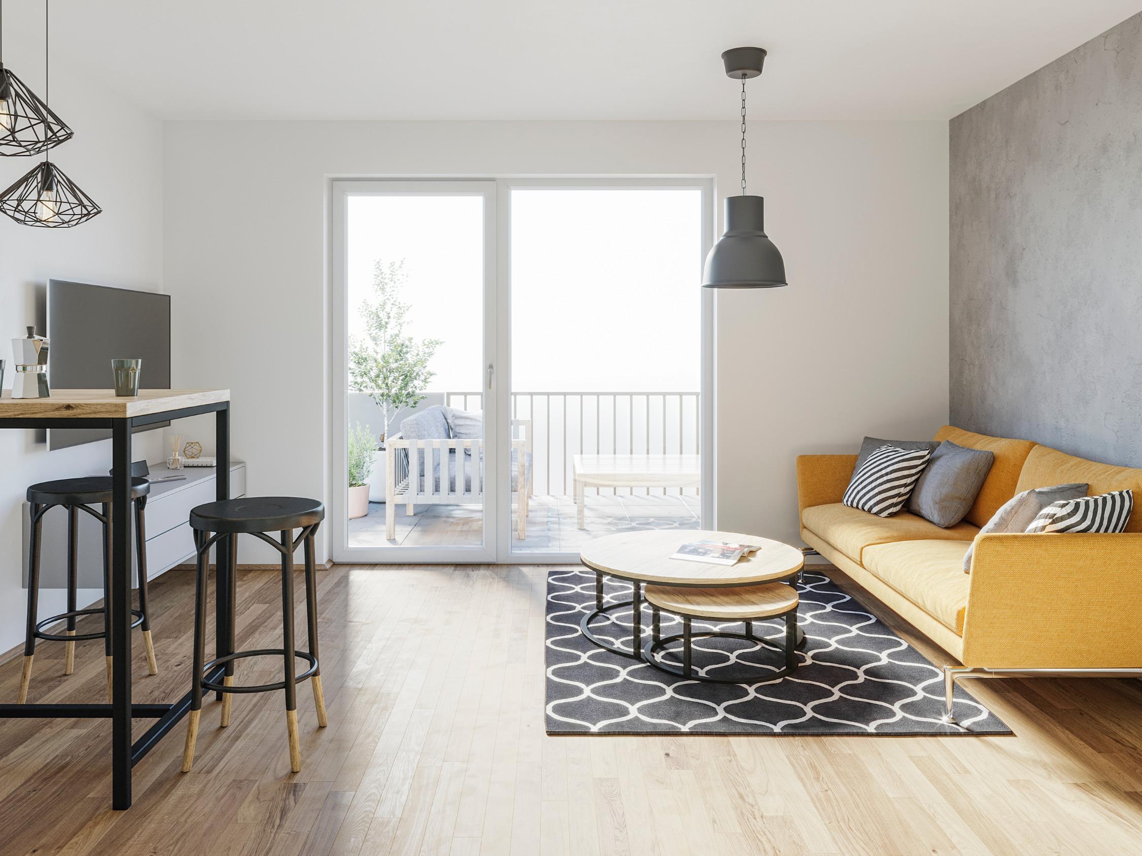 Kauf - 2 Zimmerwohnungen
