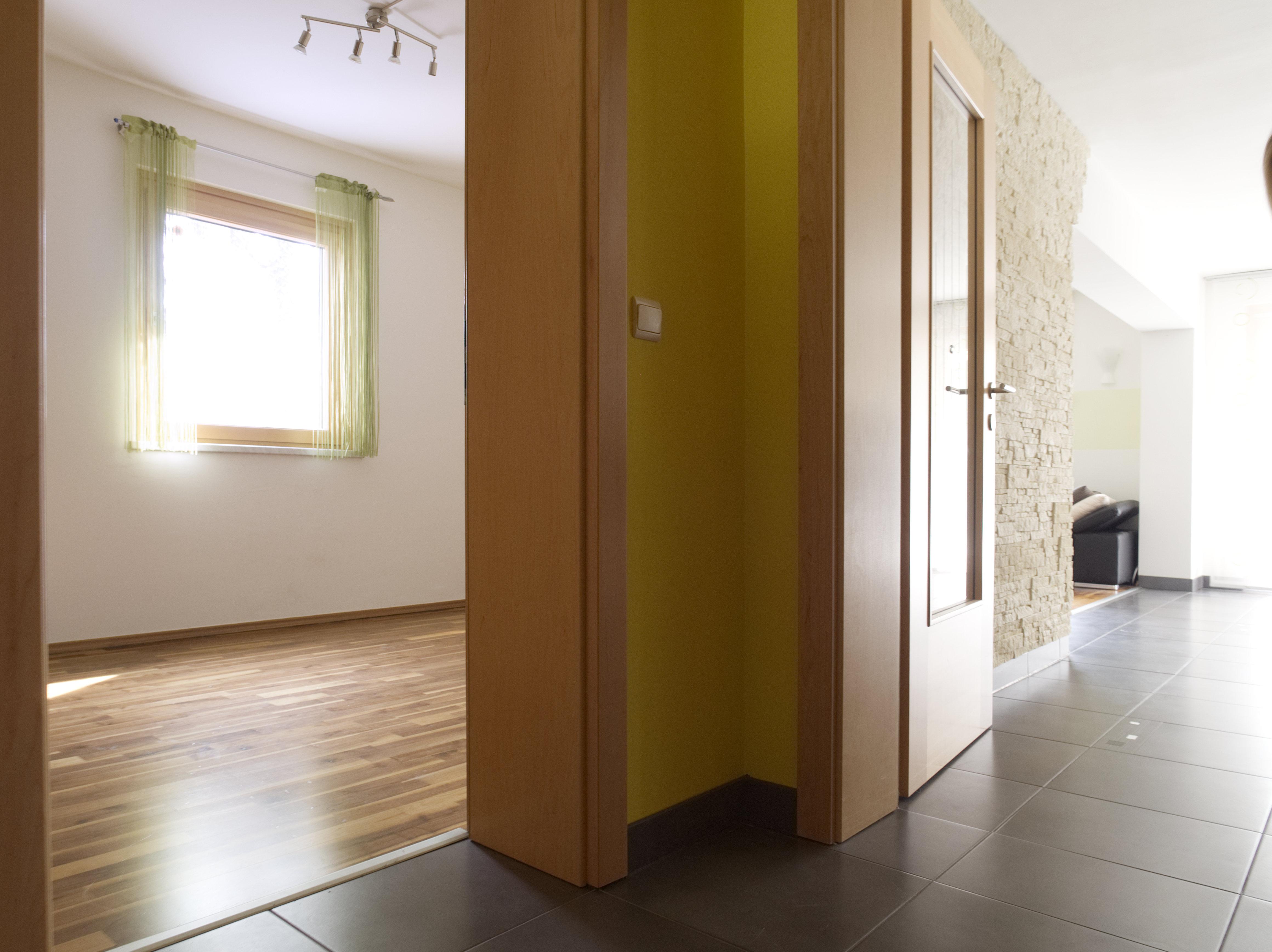 Kleinwohnung Vorraum