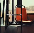 Assento no transporte público