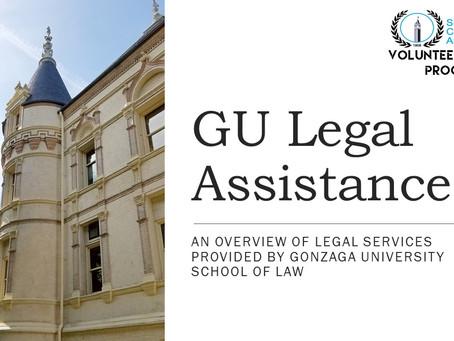 Video Highlight: Gonzaga University Legal Assistance