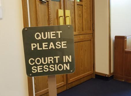 Crash Course: Courtroom Etiquette
