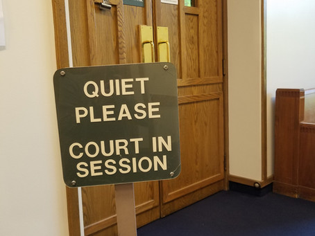 Crash Course: Courtroom Etiquette