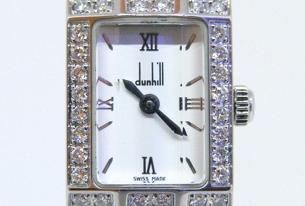 Dunhill 'Dunhillion' Diamond Set Ladies Watch 8016