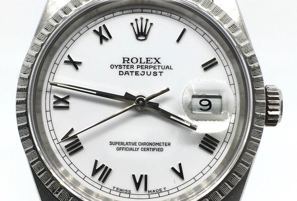Rolex DateJust Gents Watch 16220