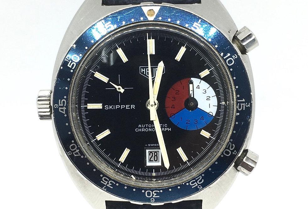 Heuer 'Skipper' Vintage Watch 1163