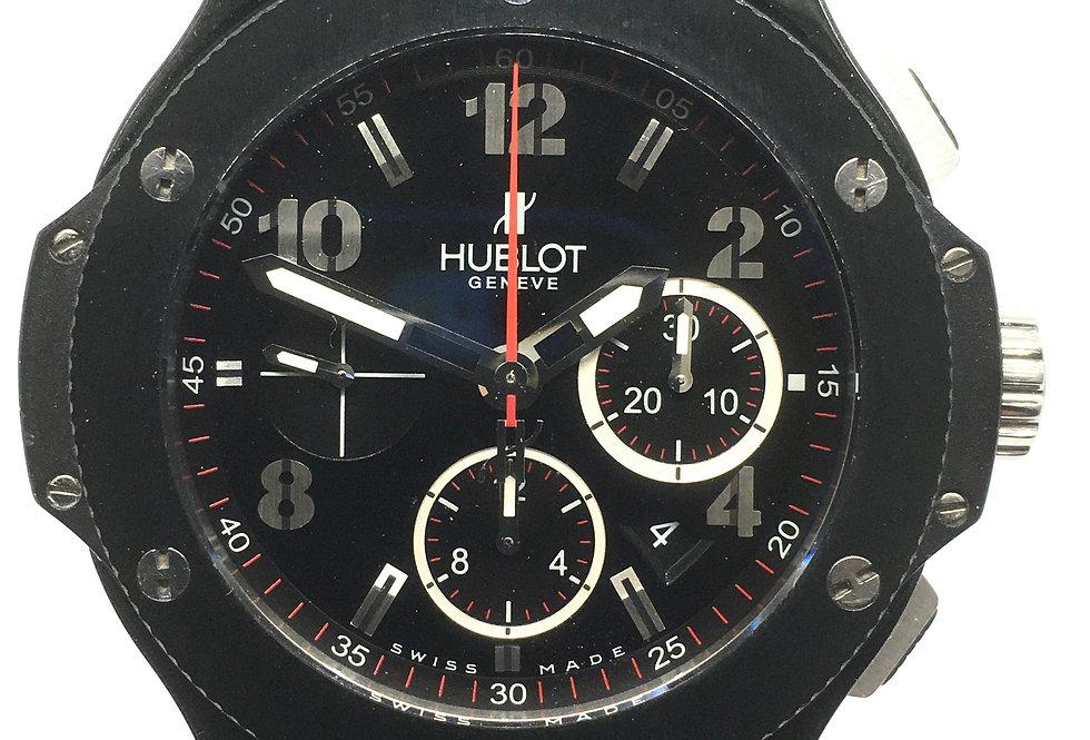 HUBLOT Big Bang Black Magic Chronograph Watch