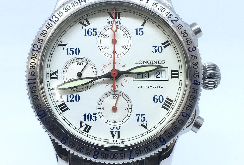 Longines Chronograph Watch Limited Edition 'Lindbergh Spirit'