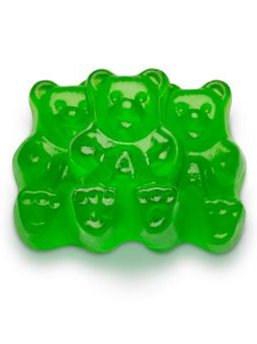 Softest Bears Green Apple