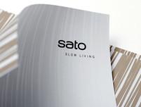 Corporate Design, Sato Furnishing
