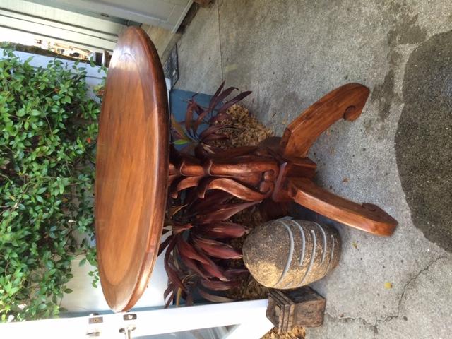 Rainforest Bistro Table