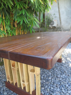 Bamboo Indah Dining Table