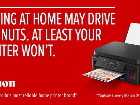 Case Study: Print Work from Home (Canon)