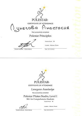 Полный курс студийного пилатеса на оборудованиии Polestar Pilates USA (I-VI)