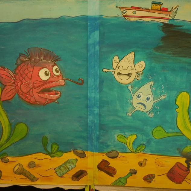 spectacles enfants au rythme des flots