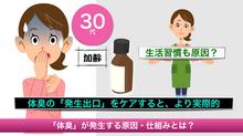 【第一弾】体臭予防のアロマケア|オンライン講座(ドテラ対応)