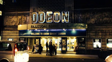 Music shown in Odeon cinema's across the UK