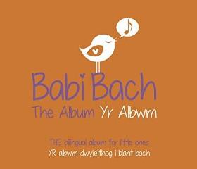 Babi Bach - The Album/Yr Albwm reaches No. 2 in Amazon Children's Album Chart!