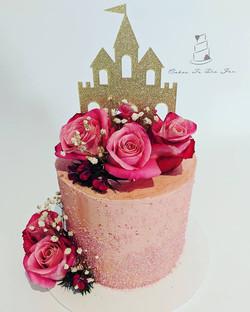 Castle Cake #2