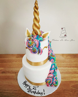 Two Tiered Unicorn