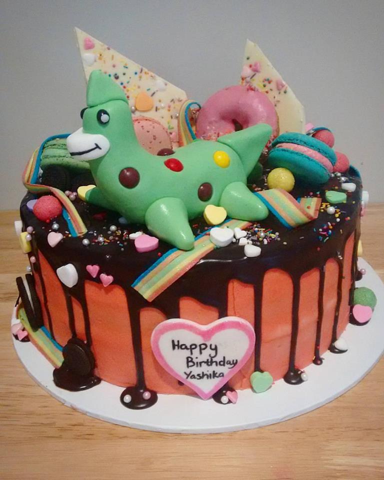 Yashikas Drip Cake