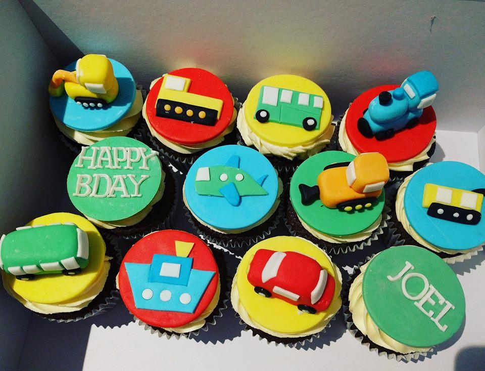 Transport Cupcakes