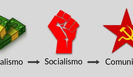 O Socialismo é a Ordem Unida?
