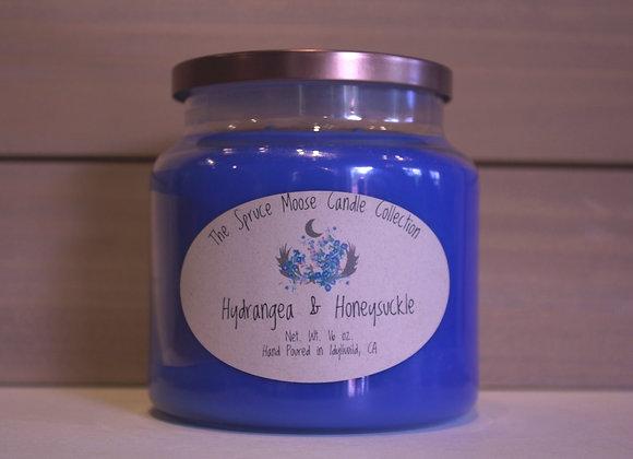Hydrangea & Honeysuckle