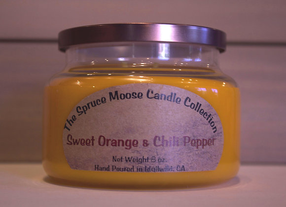 Sweet Orange & Chili Pepper 8oz