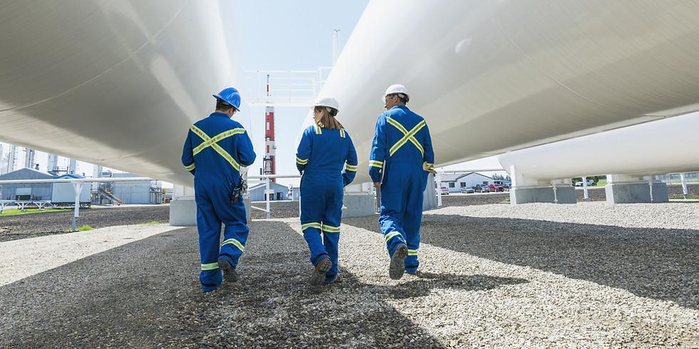 Maitriser les risques sur les sites pétroliers et gaziers : Focus sur le risque ATEX